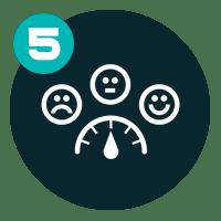 D+ QUALIDADE: dimensão Satisfação do Cliente - GCC Contact Center | Soluções em Gestão e Monitoria de Qualidade