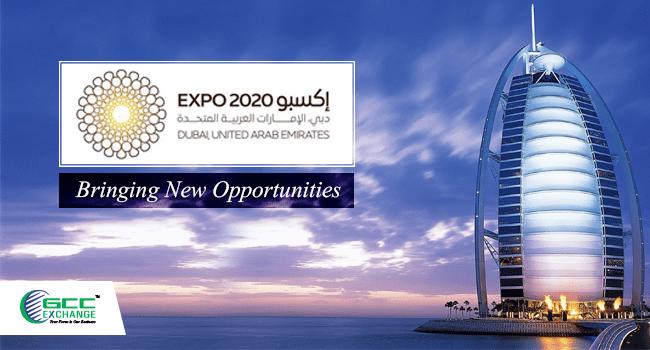 Expo 2020 Opportunities Dubai
