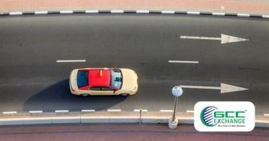 Driverless Taxi in Dubai