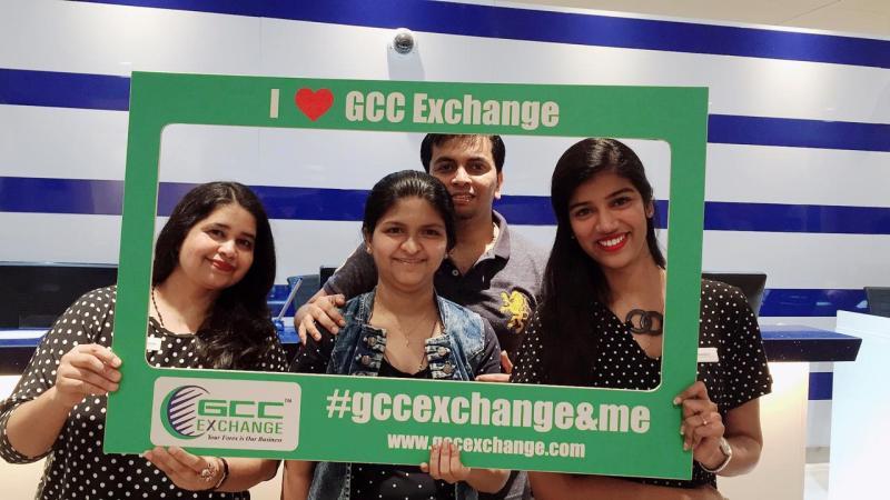 #GCCExchangeAndMe Social Media Campaign
