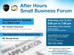 After Hours Small Business Forum revised