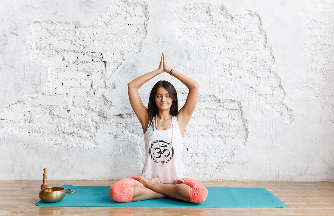 """The Meaning of """"Namaste"""" Yoga"""