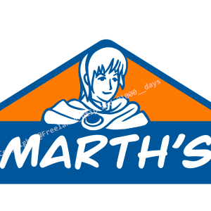 Marth's Special Reserve Sticker