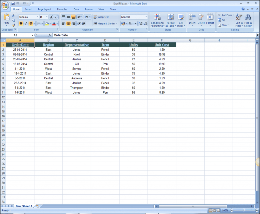Excel For For Winforms Creating Excel Documents On