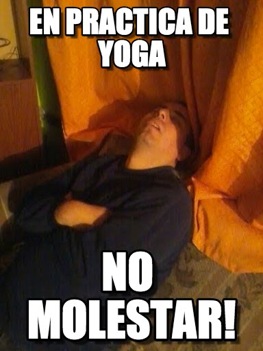 20 Funny Memes Yoga Devotees Will Love Yoga Yoga Meme Funny Meme
