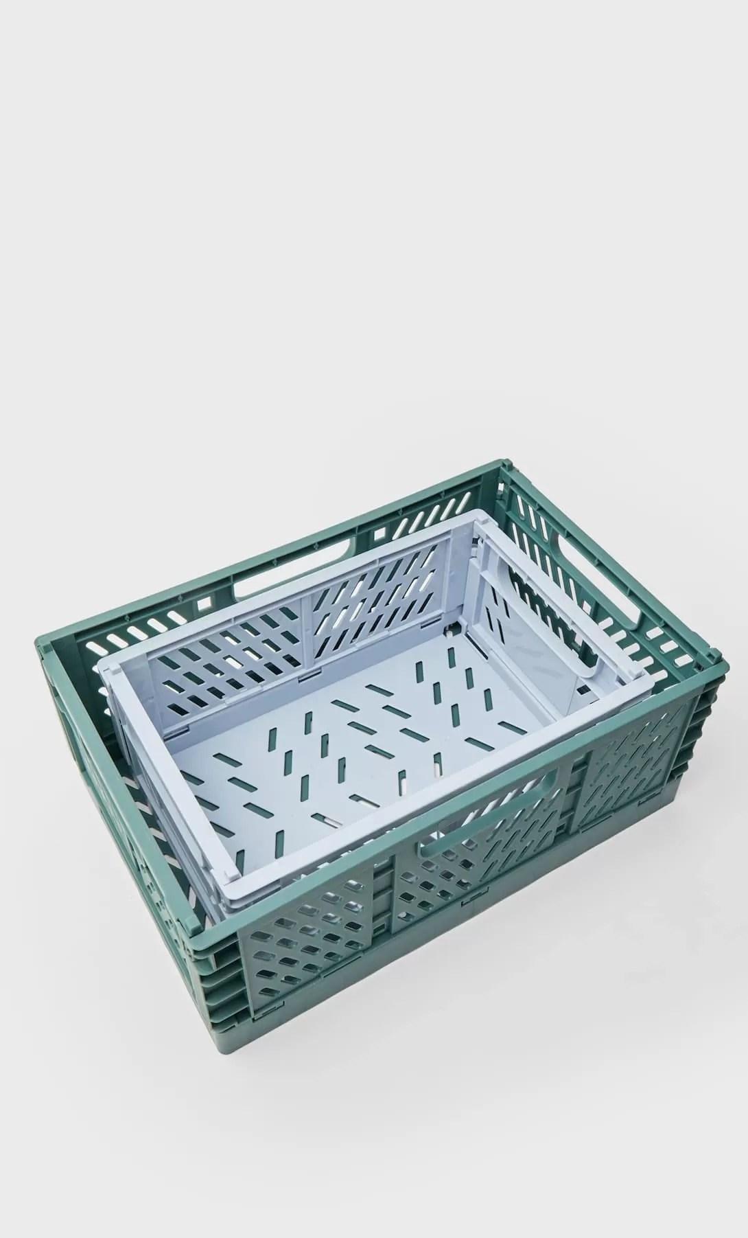 Stradivarius vende estas cajas para organizar tu casa más baratas y bonitas que en Ikea