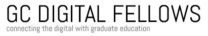 GC Digital Fellows - Open Office Hours for Digital Projects