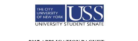 USS Scholarships (Ernesto Malave Merit, Graduate Mentoring & Passantino) due 4/21