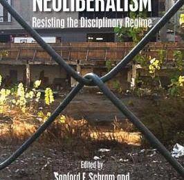 #ESSPublishes: Rethinking #Neoliberalism: Resisting the Disciplinary Regmine co-edited by Prof Pavlovskaya