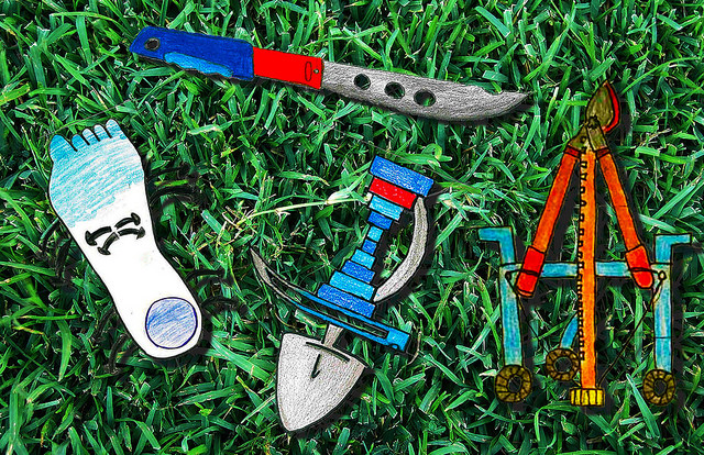 Empathetic Garden Tools