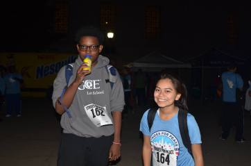 GCE at Strides for Peace 2 mile walk