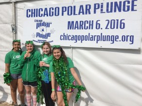 GCE at Chicago Polar Plunge
