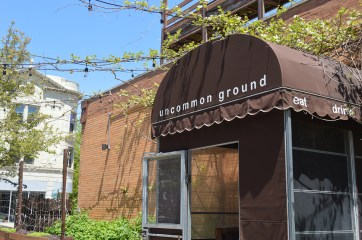 Uncommon Ground welcomes you!