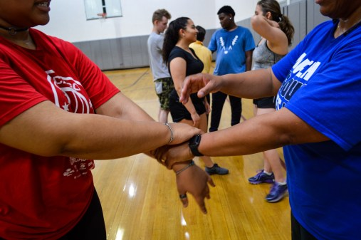 A couple self-defense tips for the road.