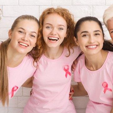 Outubro Rosa: hábitos saudáveis podem evitar até 30% dos casos de câncer de mama