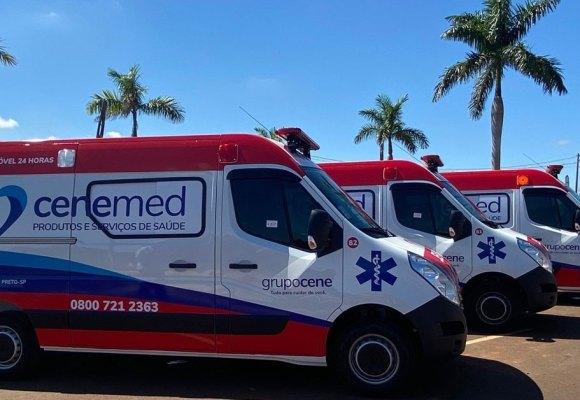 Três novas UTIs Móveis são adquiridas para proporcionar mais conforto e segurança aos pacientes