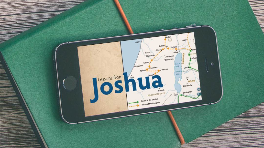 Joshua – Series artwork