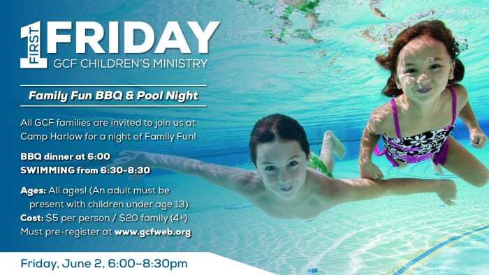 Family Swim Night