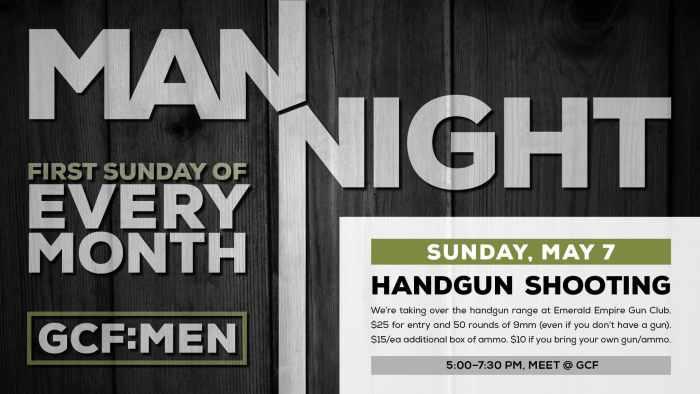 MAN Night Handguns
