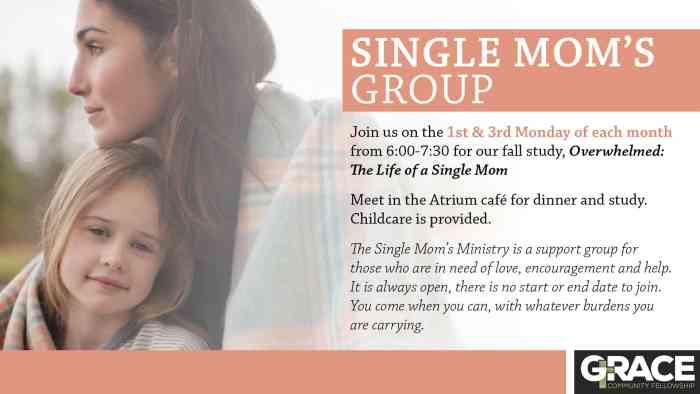 Single Moms Group