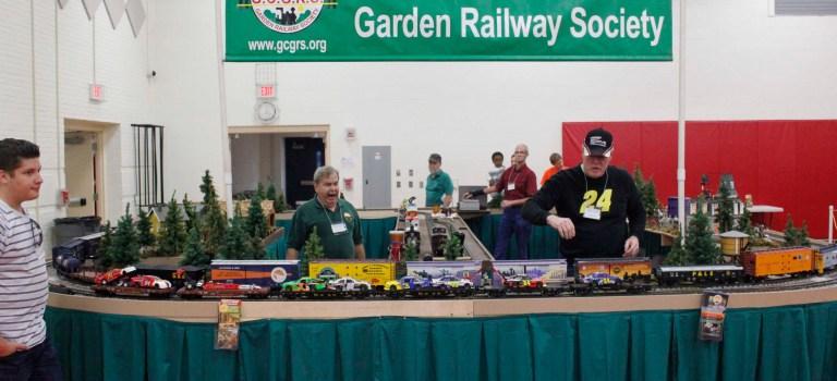 Modular Display – NMRA 2014 Train Show