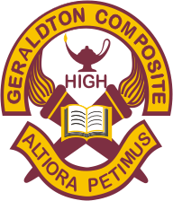 Image result for GCHS logo geraldton