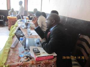 Workshop resource persons