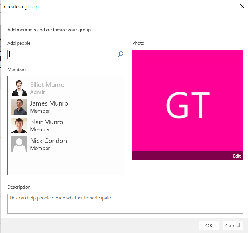Add Members To Outlook Group In Outlook