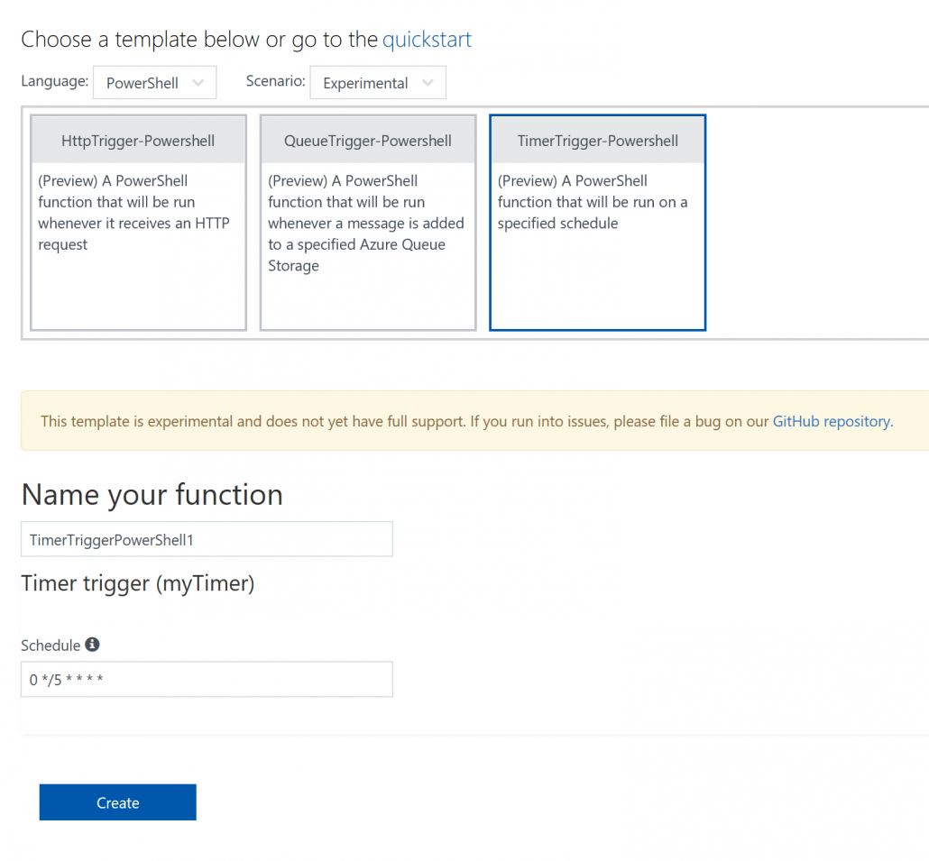 Connect an Azure Function to Office 365 - GCITS