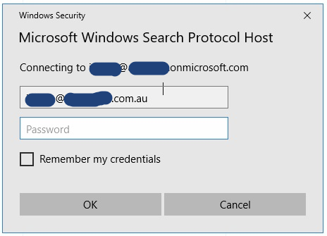 stop windows search powershell