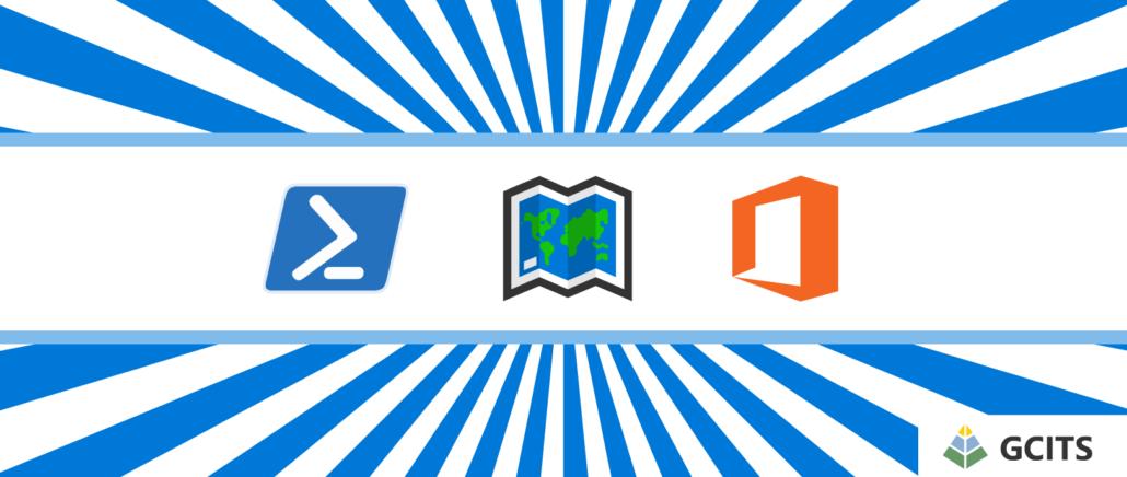 Get Office 365 User Login Locations