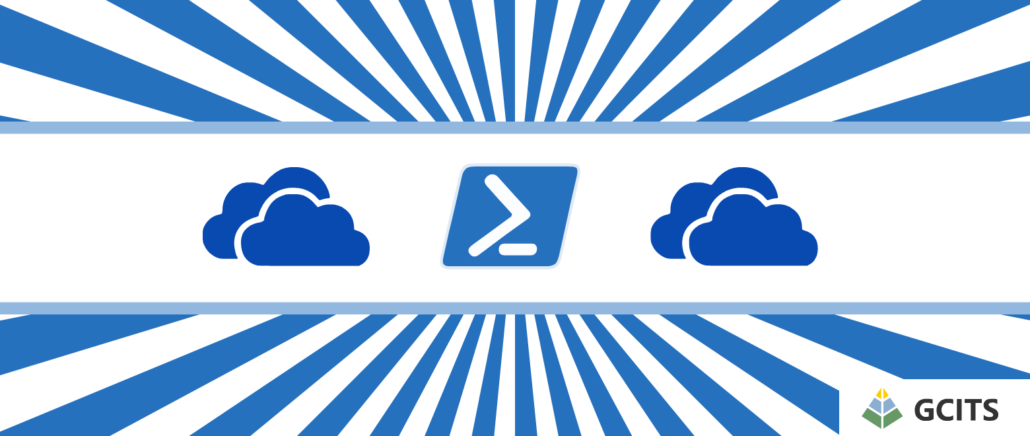 Transfer all OneDrive files to another user via PowerShell