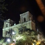 Cuenca, Ecuador, home of Kaulitz Press, Workshop and Residency