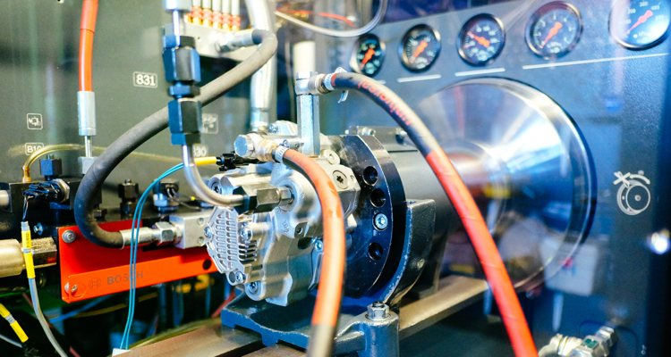 Injection Pump Test