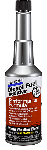 Stanadyne Performance Formula Warm Weather Blend Bottle