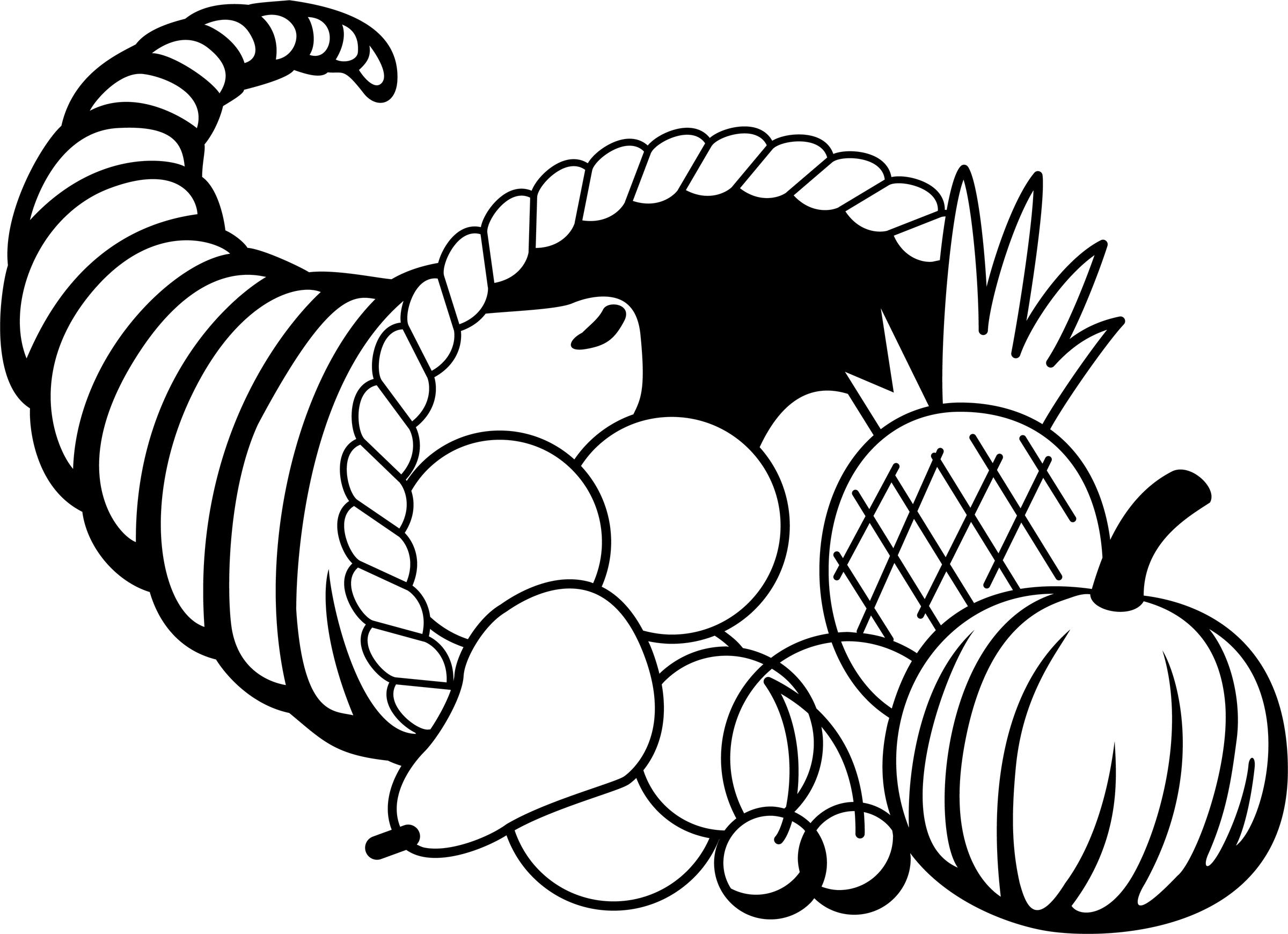 Turkey Black And White Thanksgiving Turkey Clipart Fans