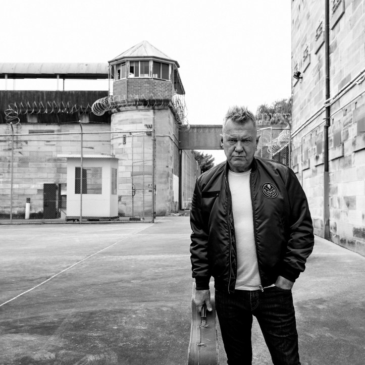 2019 finds Jimmy Barnes older, smarter, healthier, and for his forthcoming album 'My Criminal Record', he has distilled and expanded upon his two best-selling memoirs to create 13 pieces of burning, heartland rock & roll. It will resonate with anyone who has ever found themselves standing on the outside, looking in.