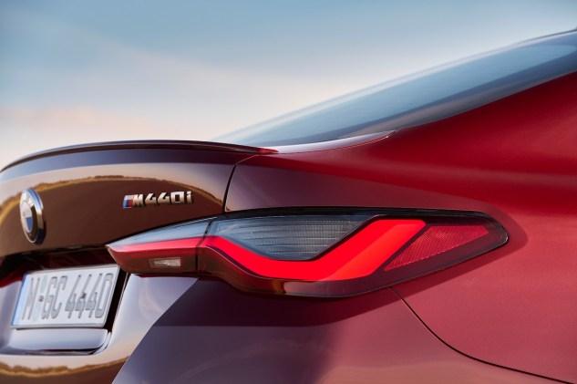 2022 BMW 4 Gran Coupe
