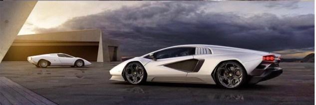 2021 Lamborghini Countach