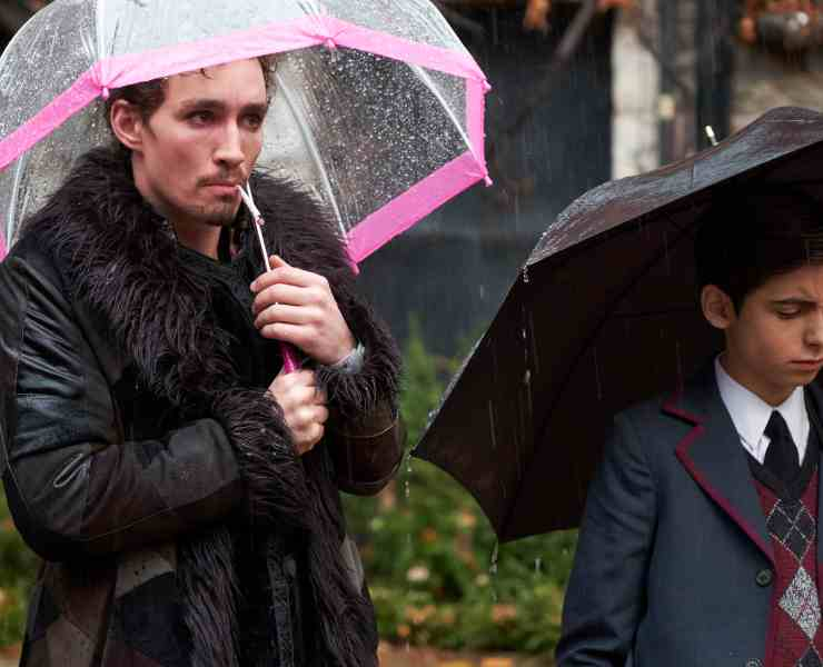 The Umbrella Academy - Renewed for Season 2