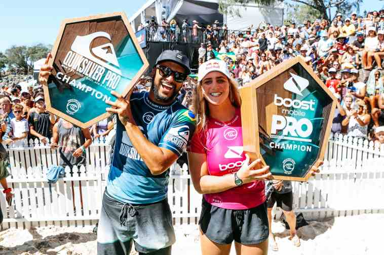 Quiksilver Pro and Boost Mobile Pro Gold Coast - WSL Championship Tour 2019