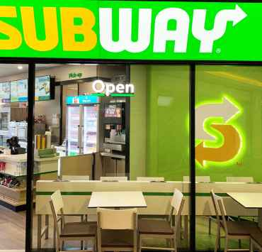 Buy one get one FREE today at Subway Beach Road