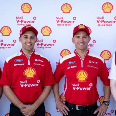 Will Davison and Anton De Pasquale move to Shell V Power Racing