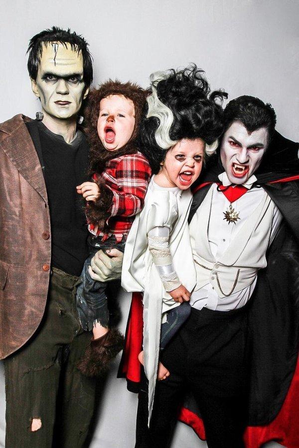2013-Part-2-Frankenstein-Wolfman-Bride-Frankenstein-Dracula-1