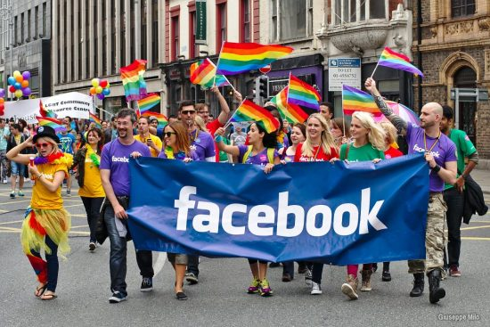 Facebook at Dublin Pride, you could join your work lgbt group to help you find gay dating in dublin