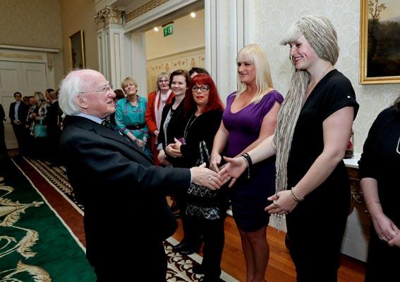 Higgins meets trans