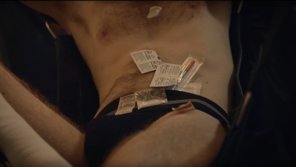 A still from Vice's Chemsex feature