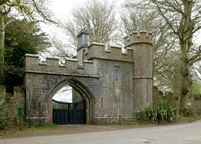 A castle exterior outside one of the Irish Landmark Trust venues - the same Irish Landmark Trust who has a Valentine's Giveaway
