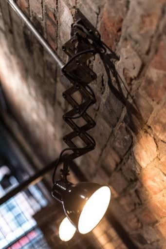 A light at San Lorenzo's