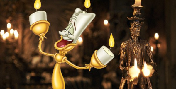 lumiere in beauty and the beast
